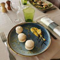 Le Macaron épicé de foie gras au Pineau des Charentes