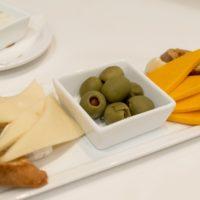 L'assiette de 3 fromages affinés, salade du moment